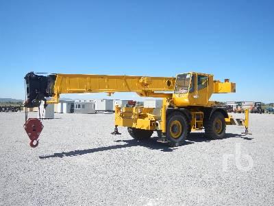 1994 GROVE RT422 22 Ton 4x4x4 Rough Terrain Crane