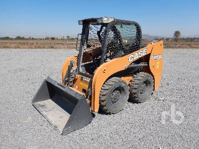 Unused 2017 CASE SR130 Skid Steer Loader