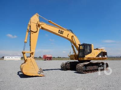1997 CATERPILLAR 350L Hydraulic Excavator