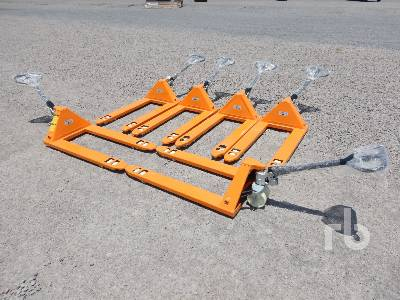 Unused UNI 3T685MM Qty Of 6 Pallet Truck