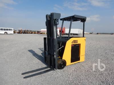 2016 JUNGHEINRICH ETG35036V 4700 Lb Electric Forklift