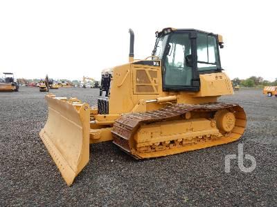 2011 CATERPILLAR D6K LGP Crawler Tractor