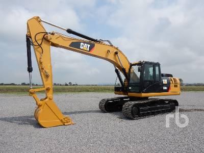 2018 CATERPILLAR 320D2 Hydraulic Excavator