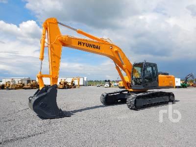 HYUNDAI R320LC Hydraulic Excavator