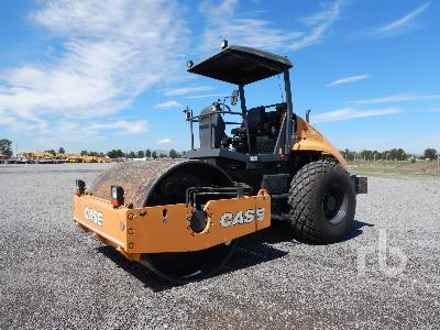Unused 2018 CASE 1107EXPD Vibratory Roller