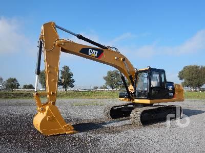 2015 CATERPILLAR 320D Hydraulic Excavator