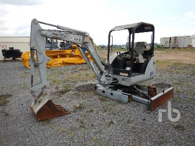 2005 BOBCAT 328G PARTS ONLY Mini Excavator Parts/Stationary Construction-Other