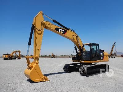 2014 CATERPILLAR 320D2 Hydraulic Excavator