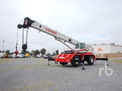 2008 LINK-BELT RTC8050 50 Ton 4x4x4 Rough Terrain Crane