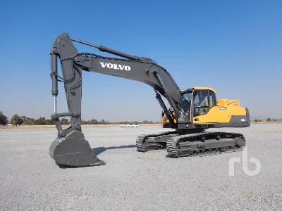 VOLVO EC350DL Hydraulic Excavator