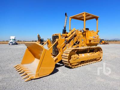 1981 CATERPILLAR 955L Crawler Loader