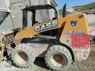 2013 CASE SR200 Skid Steer Loader