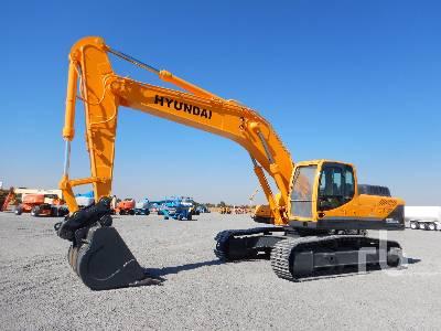 2013 HYUNDAI R330LC9S Hydraulic Excavator