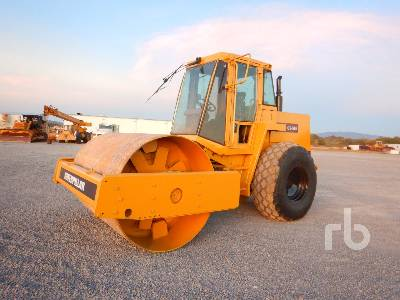 1990 CATERPILLAR CS563 Vibratory Roller