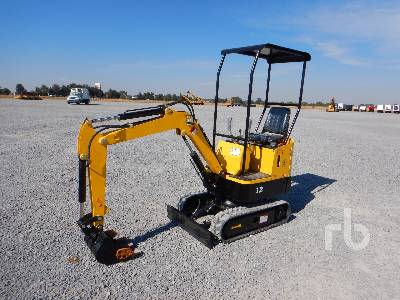 Unused 2020 MOWER KING YM10 Mini Excavator (1 - 4.9 Tons)