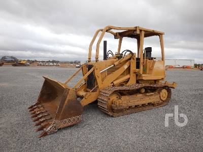 1998 CATERPILLAR 939C Crawler Loader