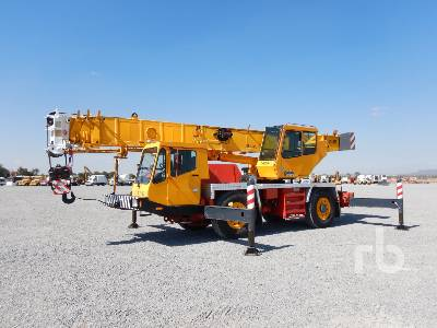 1995 GROVE AT635B 35 Ton 4x2x4 All Terrain Crane