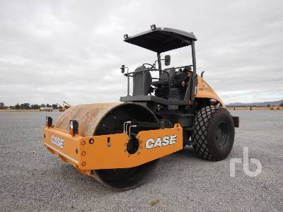 Unused 2019 CASE 1107 EX Vibratory Roller