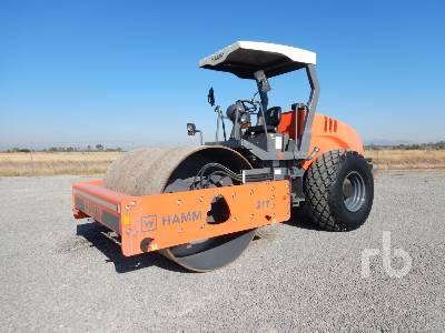 2018 HAMM 311 Vibratory Roller