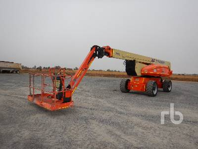 2015 JLG 1250AJP 4x4x4 Boom Lift