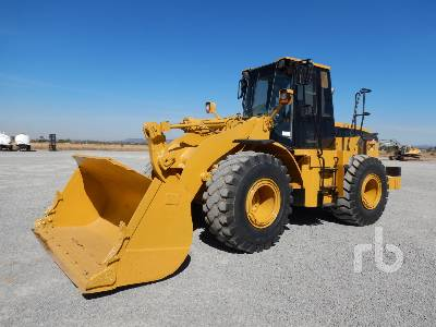 2002 CATERPILLAR 950G Wheel Loader