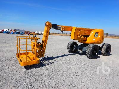 2007 HAULOTTE HA16PXNT 4x4x4 Articulated Boom Lift