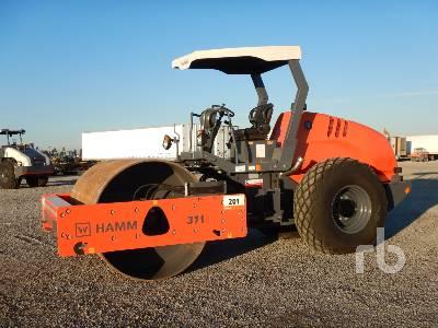 Unused 2020 HAMM 311 Vibratory Roller