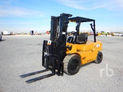 2001 CATERPILLAR DP40 8000 Lb Forklift
