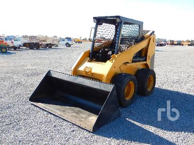 2002 CATERPILLAR 246 INOPERABLE Skid Steer Loader