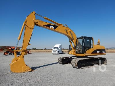 2005 CATERPILLAR 320CL Hydraulic Excavator