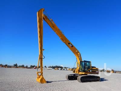 2001 CATERPILLAR 322BL Long Reach Hydraulic Excavator