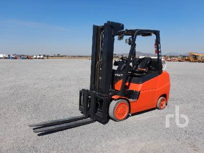 2011 LINDE H32CT 6500 Lb Forklift