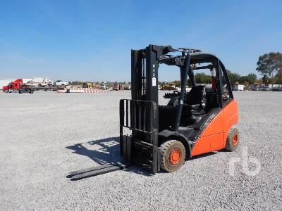 2003 LINDE H25T 5500 Lb Forklift