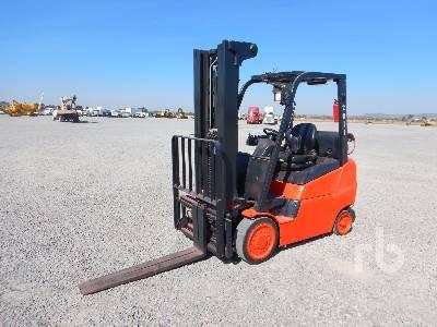 2011 LINDE H25CT 4600 Lb Forklift