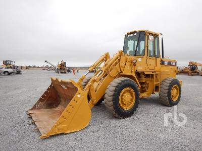 1991 CATERPILLAR IT28B Integrated Tool Carrier