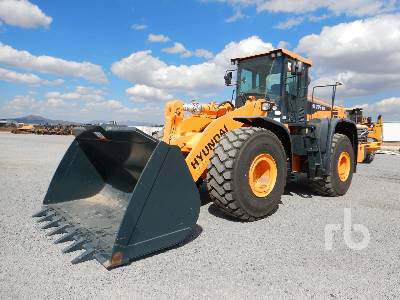 Unused 2018 HYUNDAI HL775-9S Wheel Loader