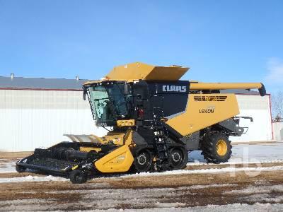 2016 CLAAS LEXION 670TT Combine