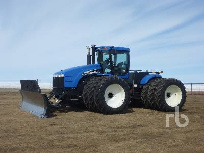 2007 NEW HOLLAND TJ480HD 4WD Tractor