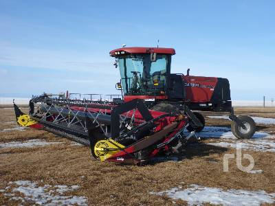2008 CASE IH WD 1203 30 Ft Swather
