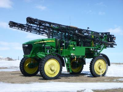 2005 JOHN DEERE 4720 100 Ft High Clearance Sprayer