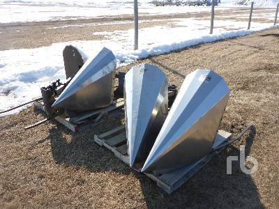 TRIDEKON Stainless Steel Qty Of 4 Crop Divid Agricultural Equipment - Other