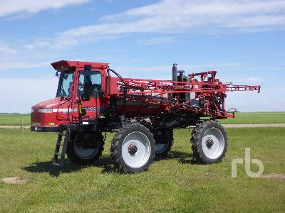 2000 CASE IH SPX2130 83 Ft High Clearance Sprayer