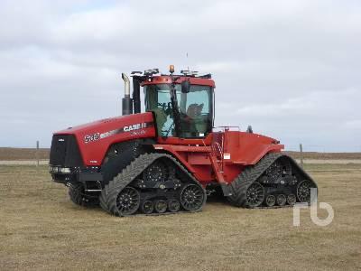 2011 CASE IH STEIGER 535 Quadtrac Track Tractor
