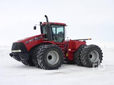 2011 CASE IH STEIGER 550HD 4WD Tractor