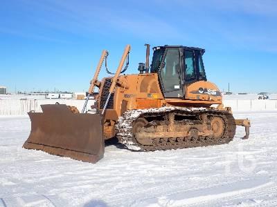 2008 CASE 1850K LGP Series 3 Crawler Tractor