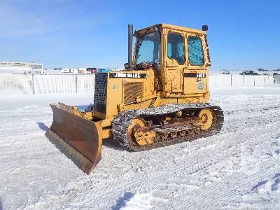 1997 JOHN DEERE 650G Crawler Tractor