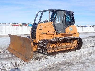 2007 CASE 1150K Series III Crawler Tractor