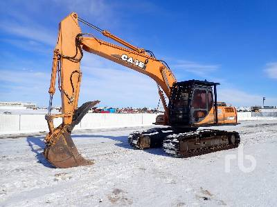 2003 CASE CX210 Hydraulic Excavator