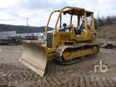 CATERPILLAR D6G Crawler Tractor