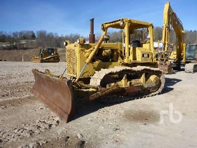 CATERPILLAR D6D Crawler Tractor
